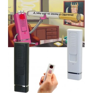 Mechero USB recargable - Sin gas y sin llama y anti-viento YES FIRE